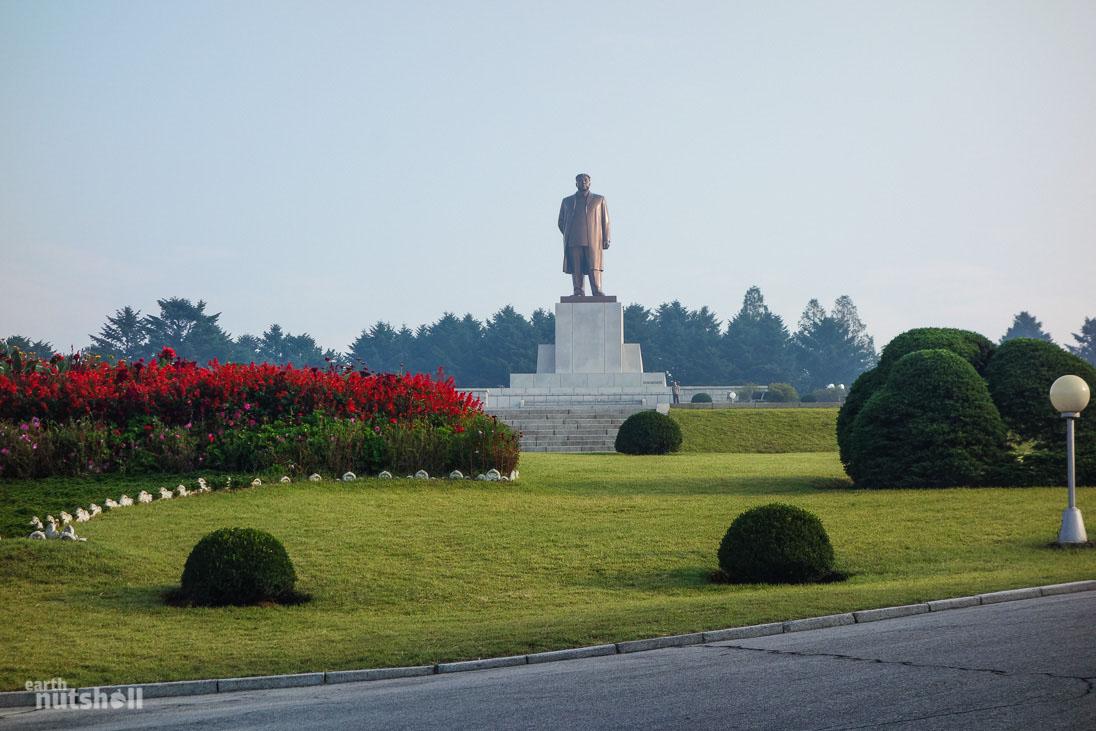 14-kaesong-kimilsung-janam-hill