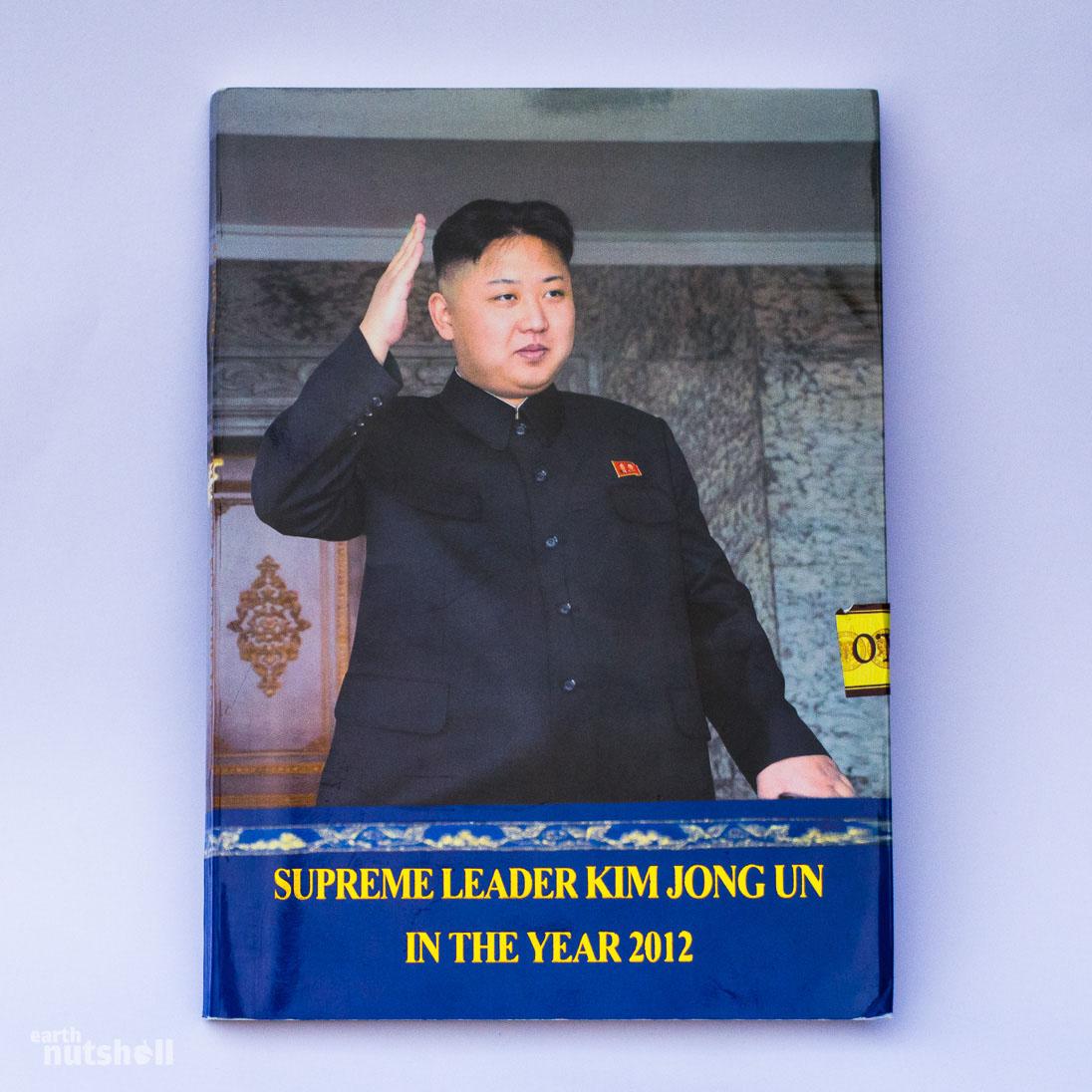 dprk-kimjongun-book