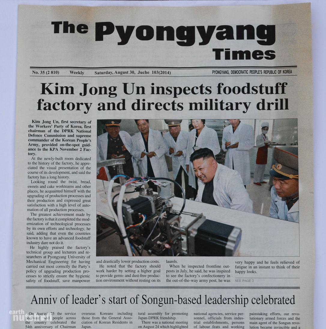 Souvenirs from North Korea - Earth Nutshell