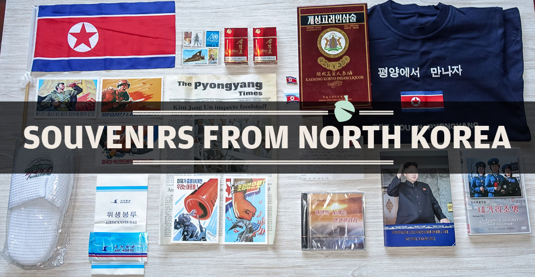Souvenir Of Last Beautiful Day For >> Souvenirs From North Korea Earth Nutshell