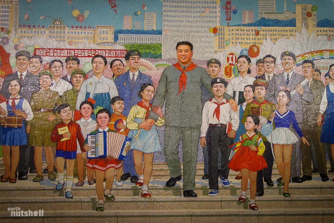 31-pyongyang-metro-kimilsung-children-mural-samhung