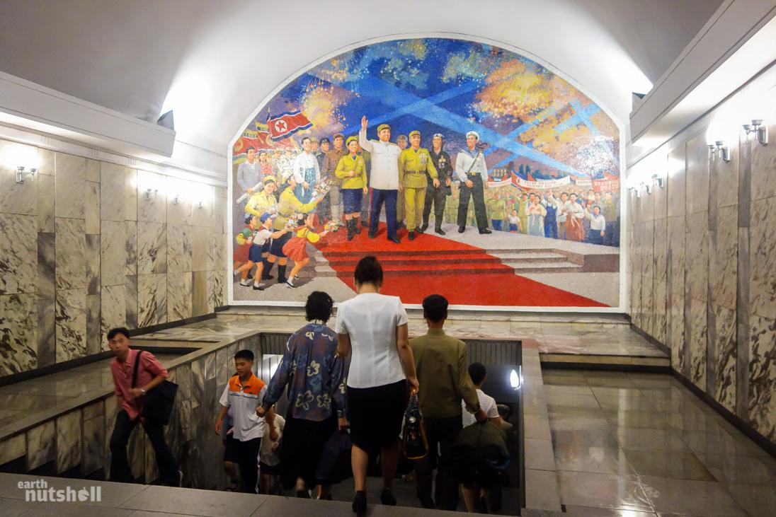 66-pyongyang-metro-entrance-transfer-chonsung
