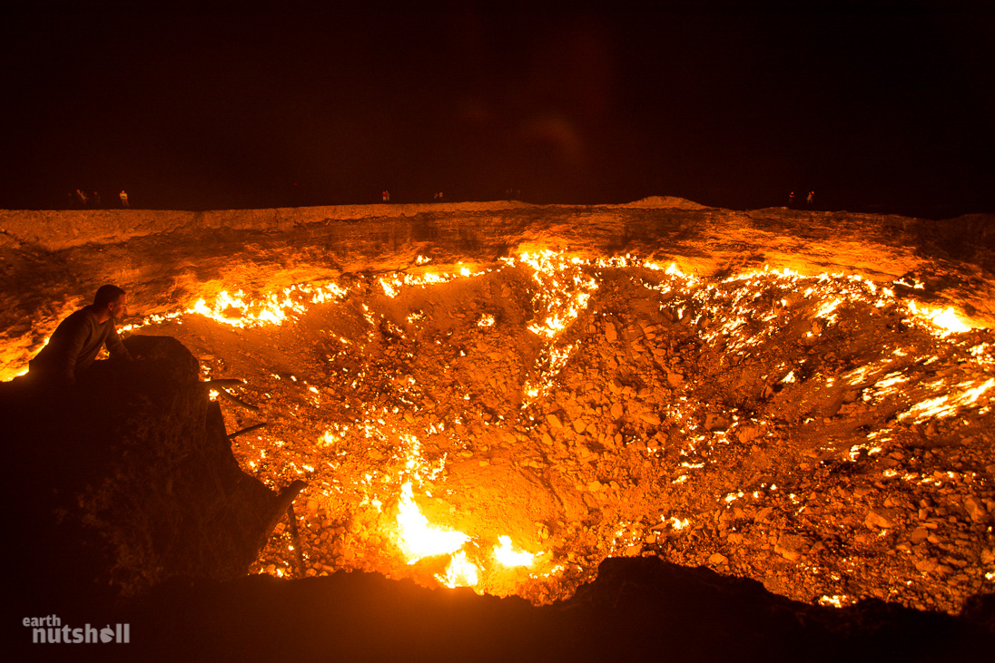 "The ""Door to Hell"" - Scariest places on earth"